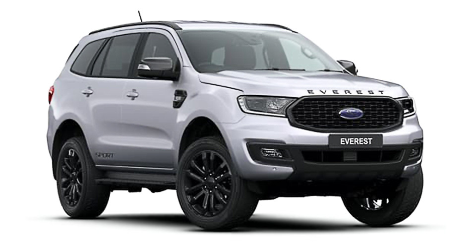Ford EverestMY Trend Wagon 7st 5drSports Auto 10sp 4WD 2.0DTT