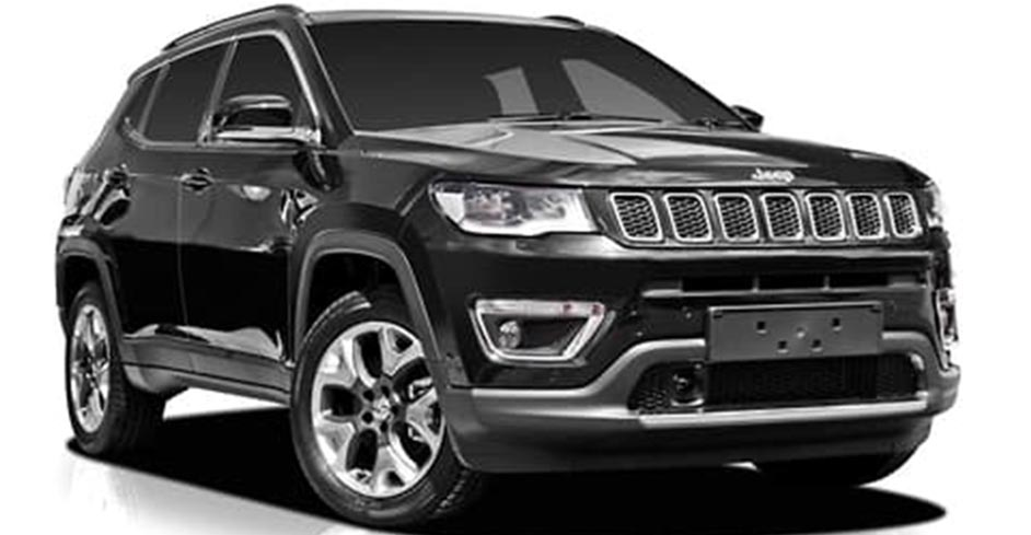 JEEP Compass Limited Wagon 5dr Auto 9sp 4x4 2.4i