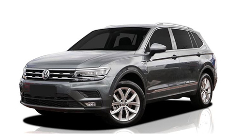 Volkswagen Tiguan All Space Wagon 2WD