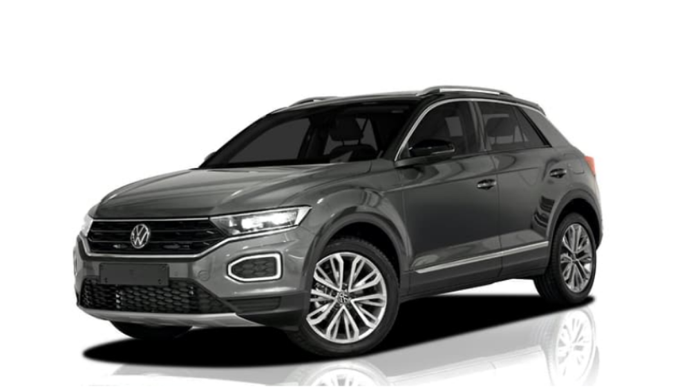 VW T-Roc A1 MY21 110TSI Style Wagon 5dr Spts Auto 8sp 1.4T